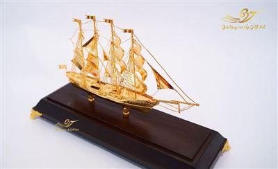 Ý nghĩa của thuyền buồm trong phong thủy