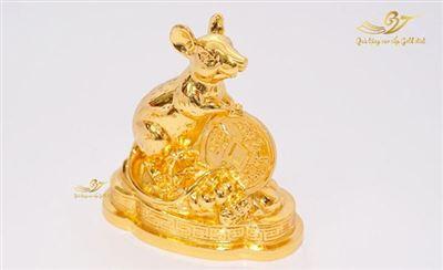 Tượng Chuột Vàng Phong Thủy - Quà Tặng Linh Vật Ý Nghĩa