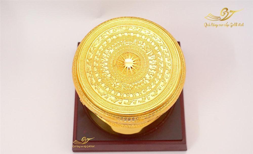 Trống đồng F12 Mạ Vàng