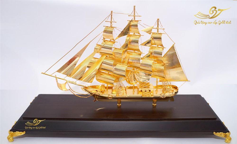 mô hình thuyền 12