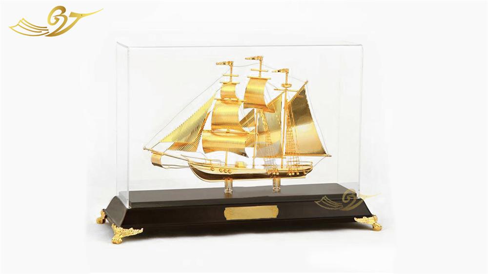 mô hình thuyền 1