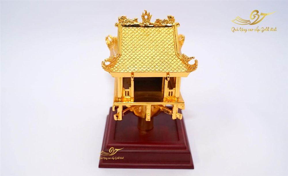 Chùa Một Cột Mạ Vàng CMC01